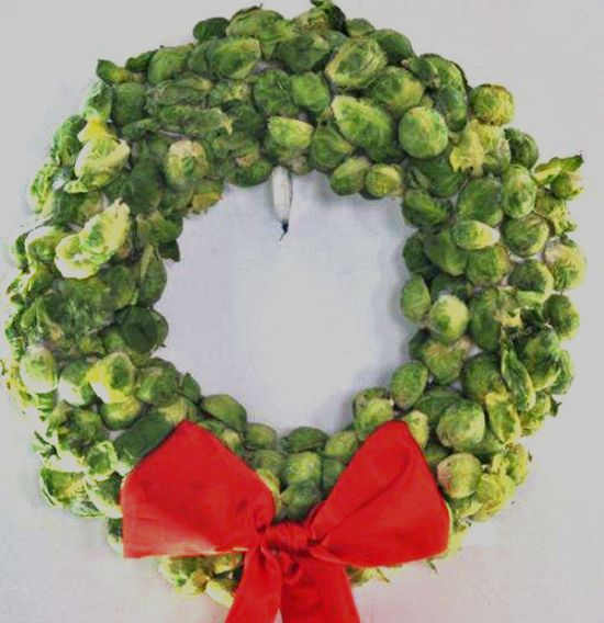 Brussels-sprout-wreath